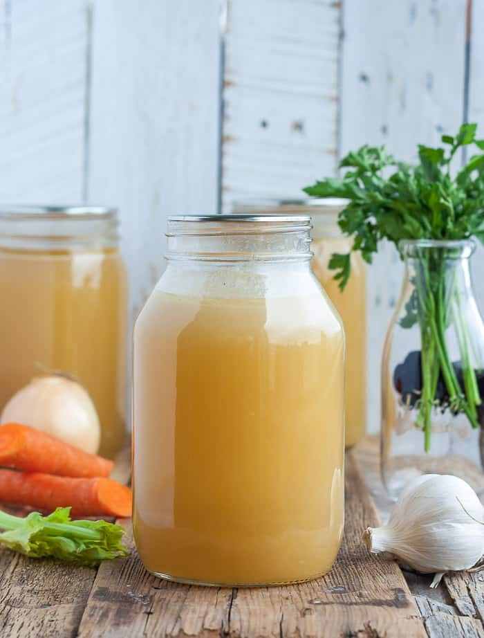 Turkey Bone Broth, Bone Broth Recipe, Family-Friendly, DIY Broth, Carrots