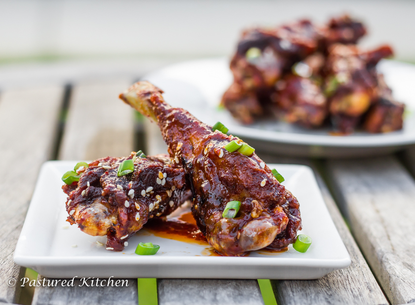 Spicy Duck Wings Recipe