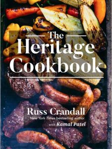 Russ Crandall, The Heritage Cookbook, recipes