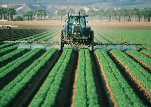 pesticides, thyroid disease, tractor,