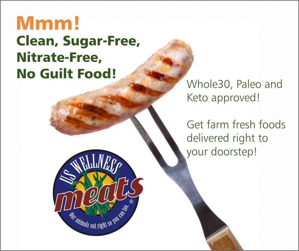 sugar free sausage