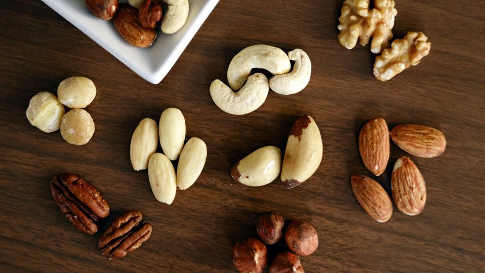 Paleo Nuts: What You Can and Can't Eat