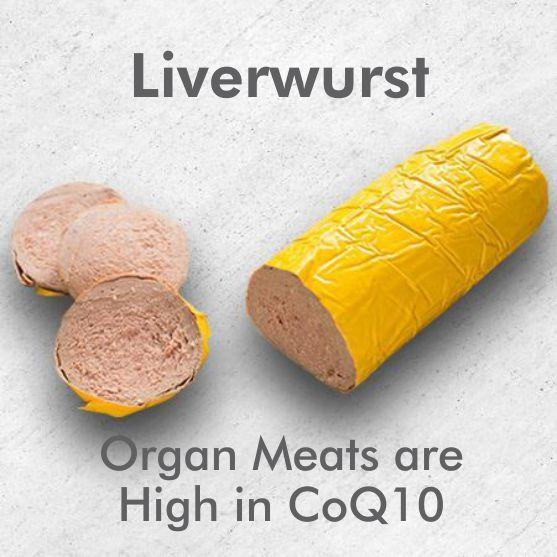 CoQ10, organ meats, blood pressure