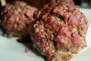 Keto, Carnivor, Scotish Eggs, Jessica Haggard, Grass-fed beef