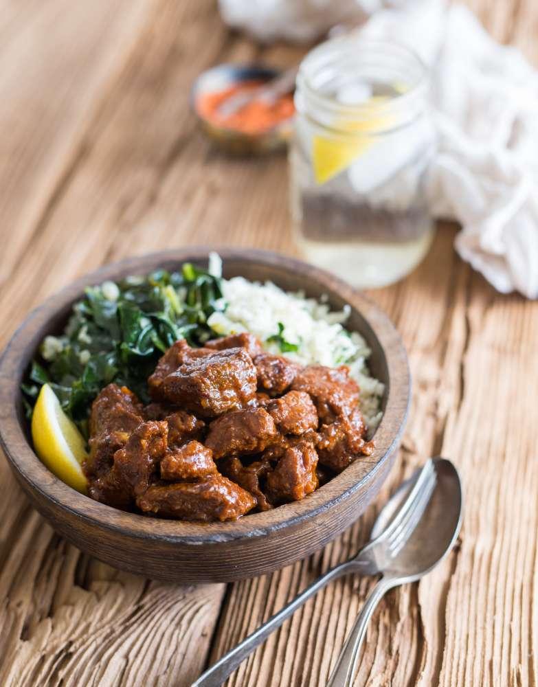 Ethiopian Beef Stew, Melissa Joulwan, recipe, beef chuck