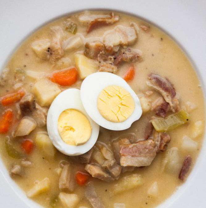 Polish Easter Soup Recipe