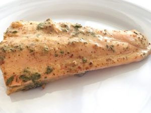 simple salmon, recipe, Mady Pagano, wild-caught seafood