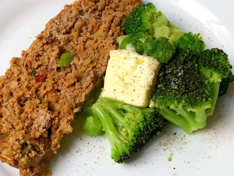 meat loaf recipe, family recipe, keto, Mandy Pagano