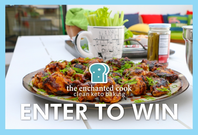 Enter To Win – June 2020 Enchanted Cook Giveaway