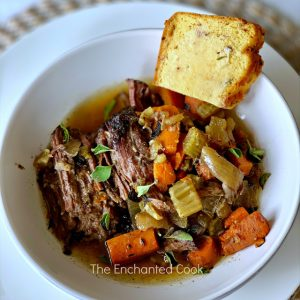 sunday roast recipe, veronica culver, paleo, keto, low-carb