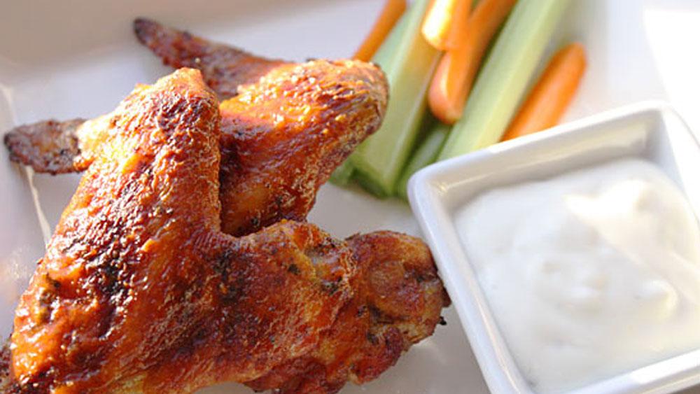 Whole30 Skinny Buffalo Wings Recipe