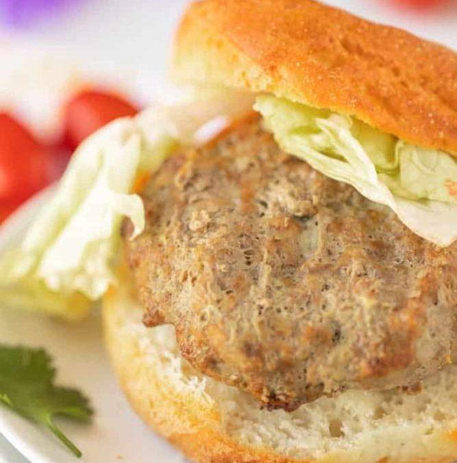 Best Air Fryer Hamburger Recipe