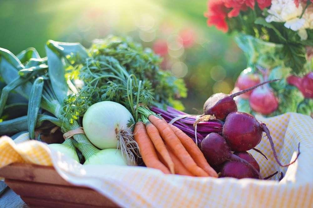 farmer's market, fresh produce