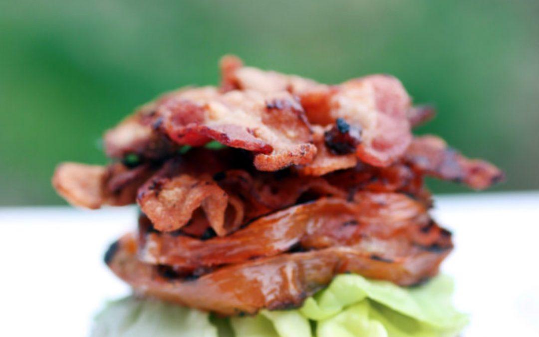 Bison, Bacon, Lettuce, and Tomato (BBLT) Recipe