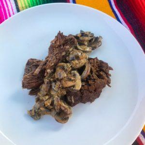 beef chuck roast, instant pot recipe, grass-fed beef, keto