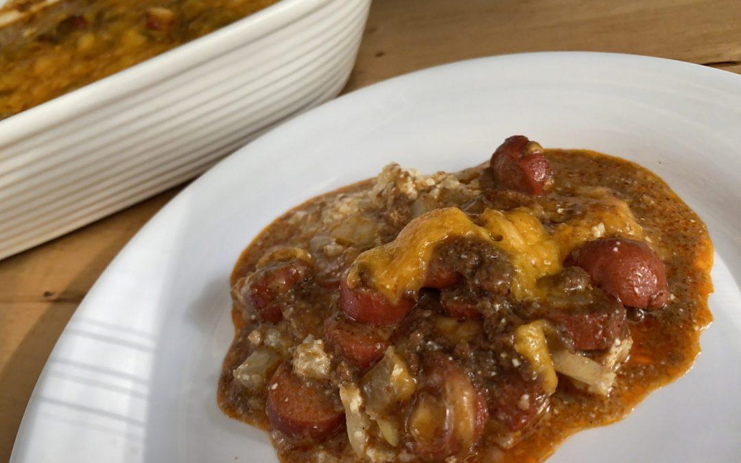 Cincinnati Chili Dip Casserole Recipe