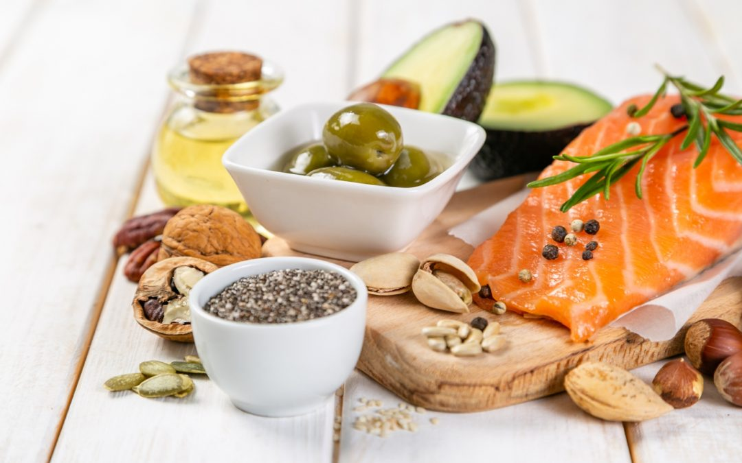 Heart Healthy Benefits of Omega-3's