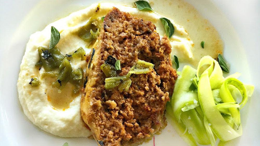 Italian Style Meatloaf Recipe