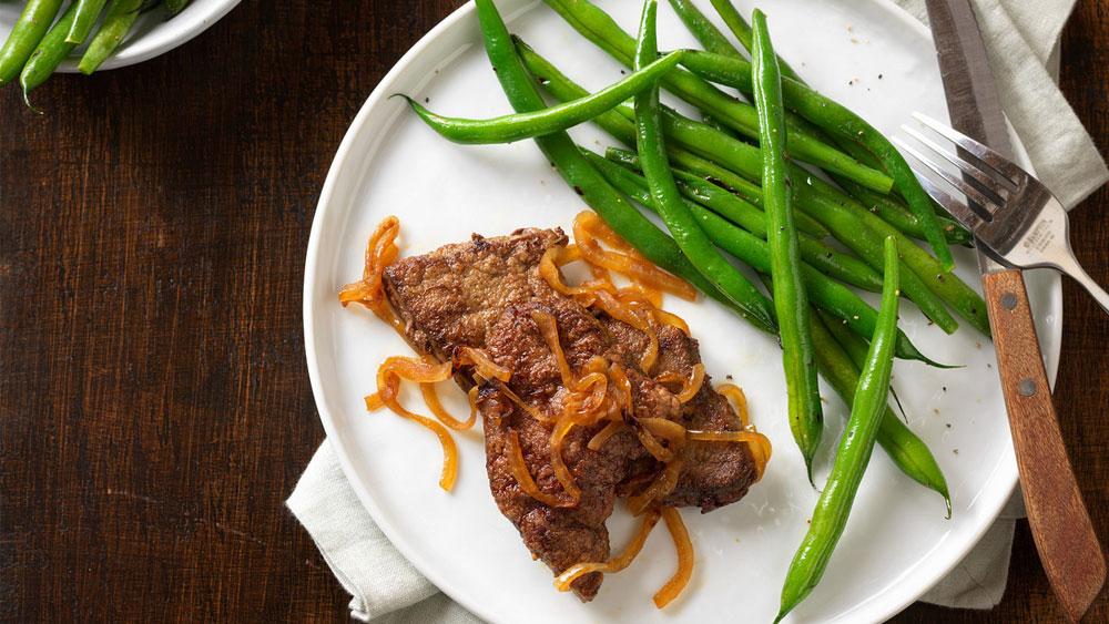 Keto Beef Liver & Onions Recipe