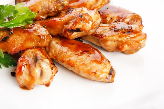 How to Make the Healthiest Chicken Wings