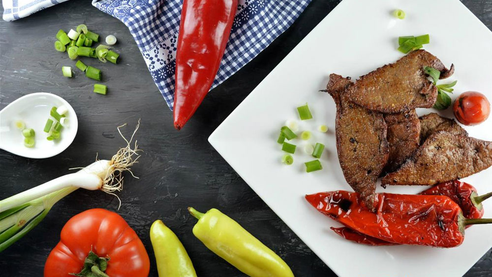 Keto Grilled Beef Liver Recipe