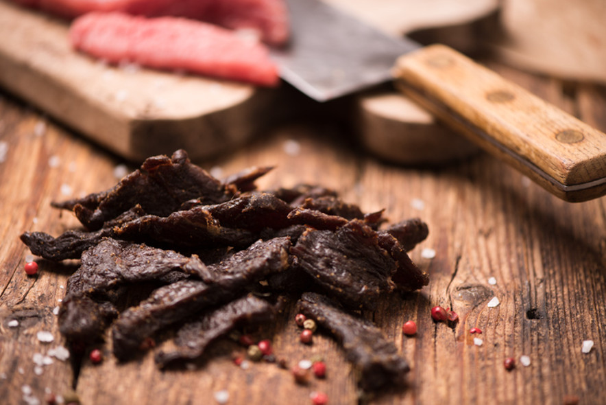 jerky at home, homemade jerky, recipe, protein