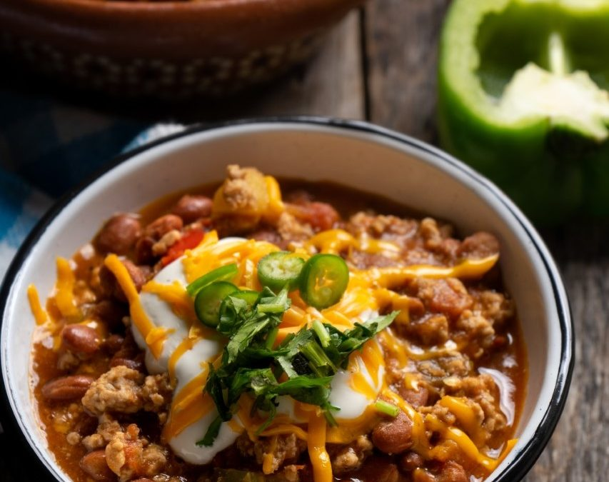 Pumpkin Chipotle Chili Recipe