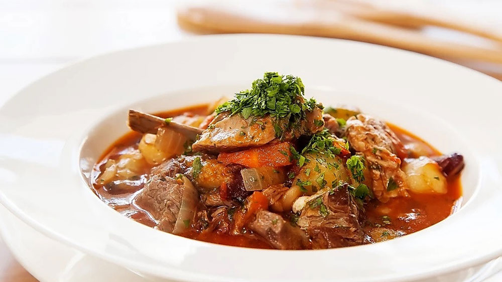 Grass-Fed Beef Stew Recipe