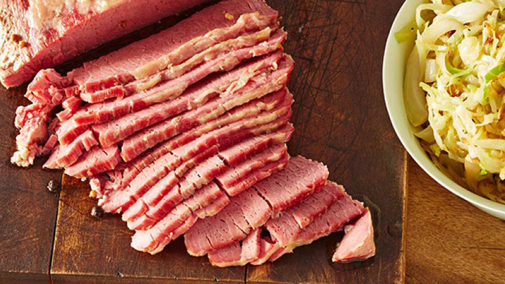 The Best Cut of Corned Beef