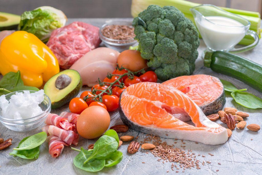 immunity, animal based diet