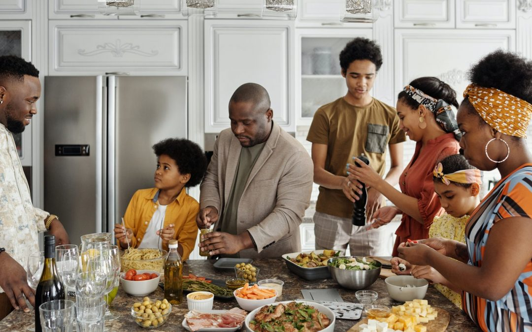 Ensuring healthy family mealtimes is important — and complicated