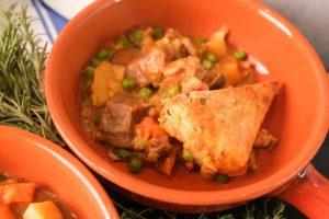 Steak and Ale Pie, Stew Beef Recipe, Tori Sellon