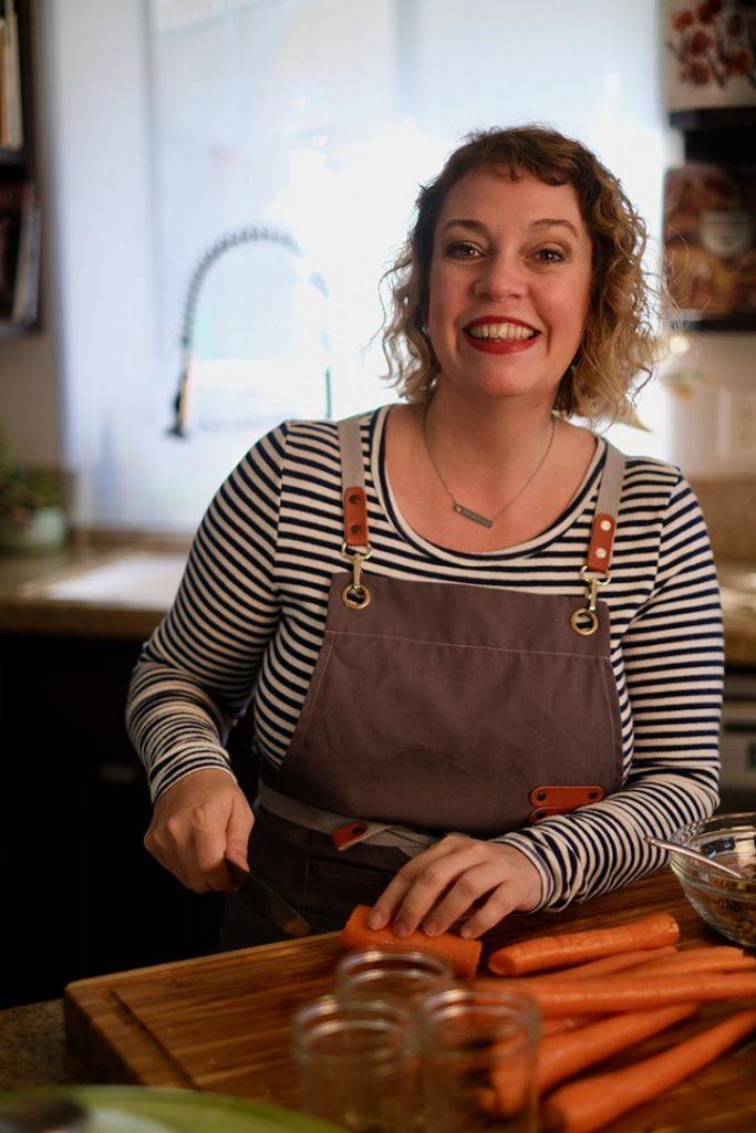 tori sellon, april featured chef