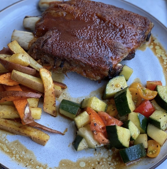 paleo bbq sauce, morgan simon, bbq sauce recipe, paleo recipes