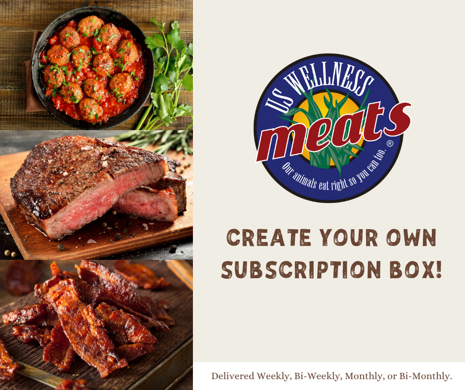 subscription meat delivery