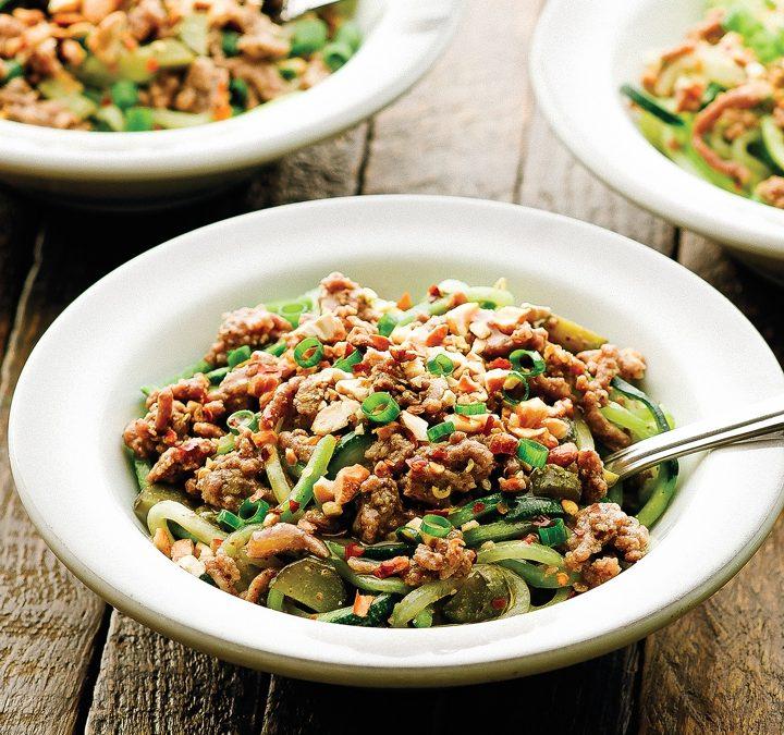 Szechuan Dan Dan Noodles Recipe