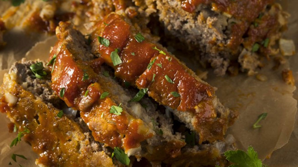 Elk Meatloaf Recipe