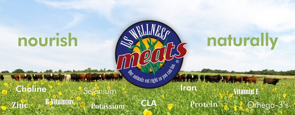 probiotics, pasture scene with nutrients