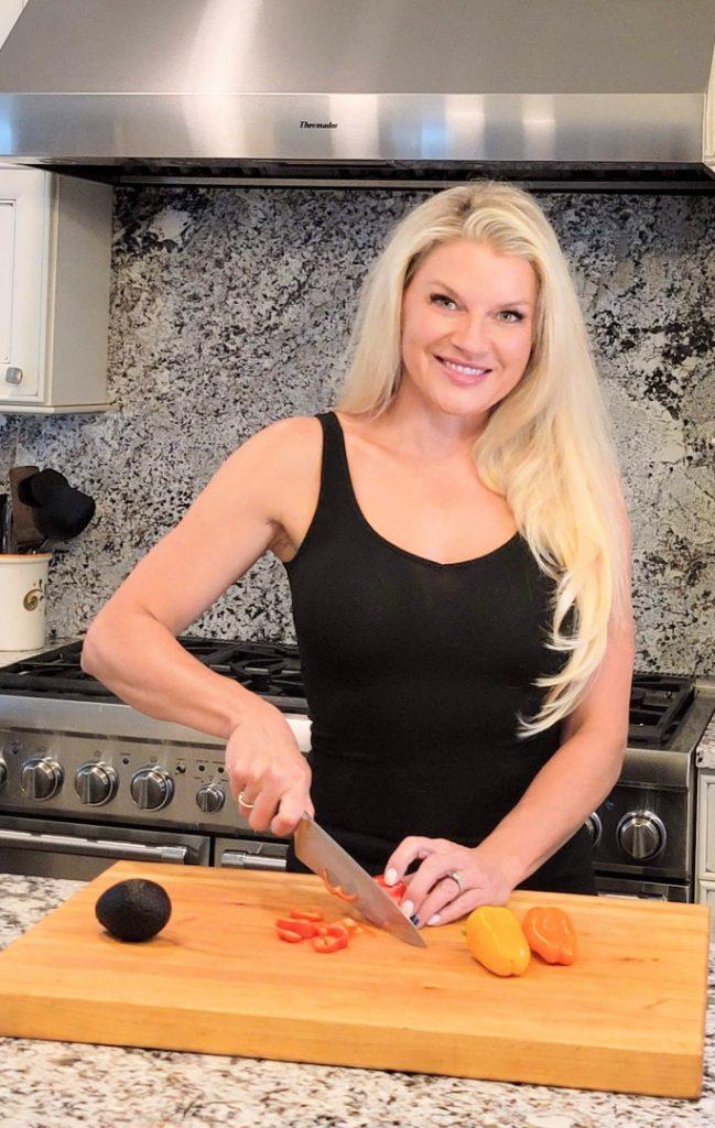 Carol McColgan, August Featured Chef, bio
