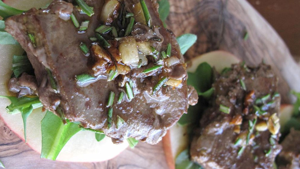 Beef Liver Recipes