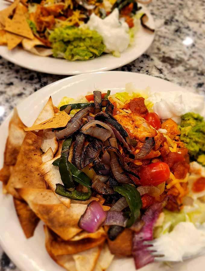 Keto Chicken Taco Salad, Keo, Carol McColgan, August Featured Chef, Recipe