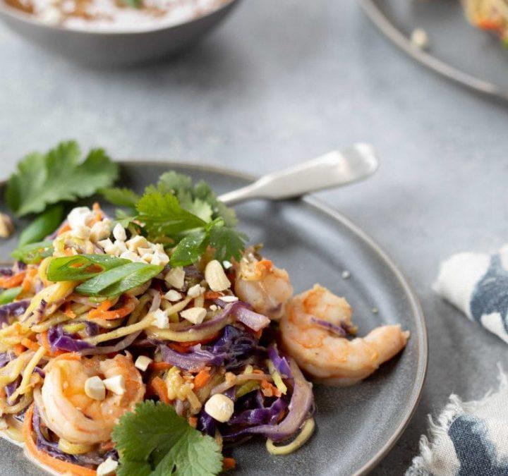 gluten free pad thai, pad thai recipe, recipe