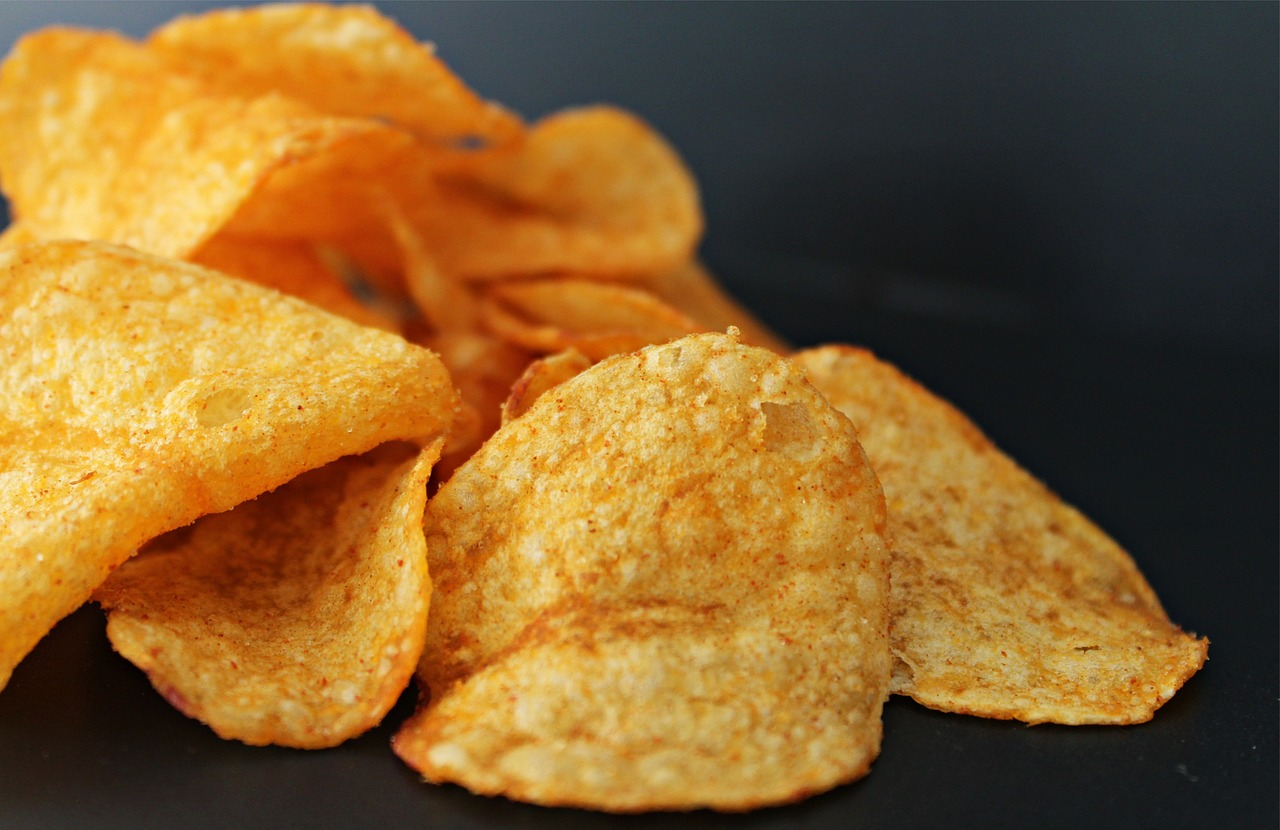 potato chips, ultraprocessed food