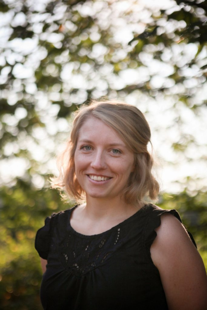 Megan Barrett, October Featured Chef, Bio