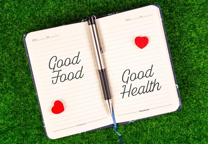 good food, good health, manganese